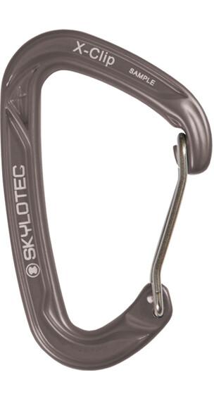 Skylotec X-Clip Carabiner dark grey
